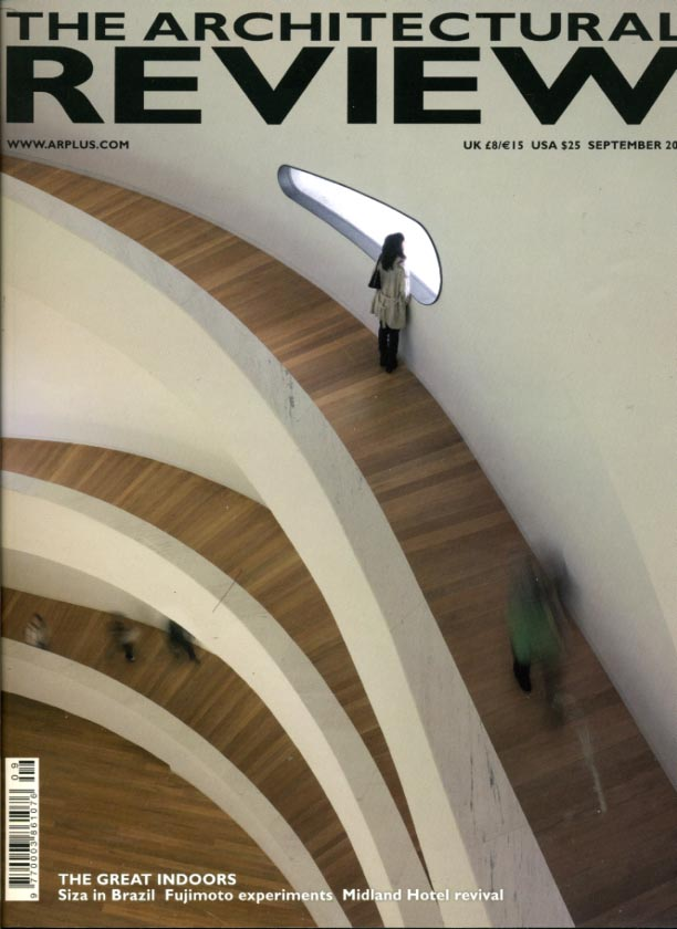 ARCHITECTURAL REVIEW, UK, Sept.2009