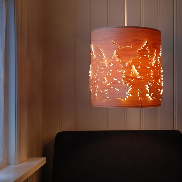 Norwegian Forest Small Pendant Light